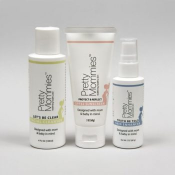 Our Three-Step Skin Care System